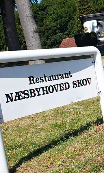 Restaurant Næsbyhoved Skov
