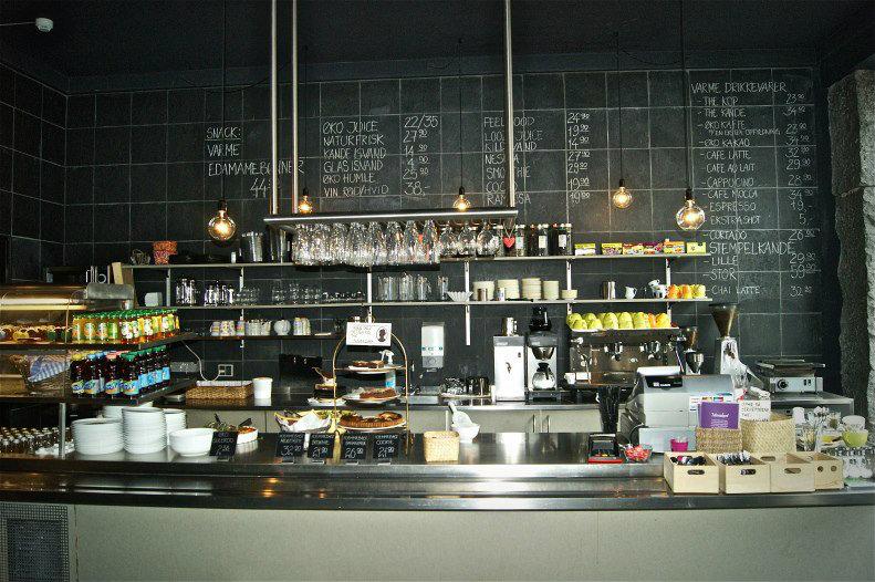 Café Grene I Aarhus Caféer Studenterguidendk