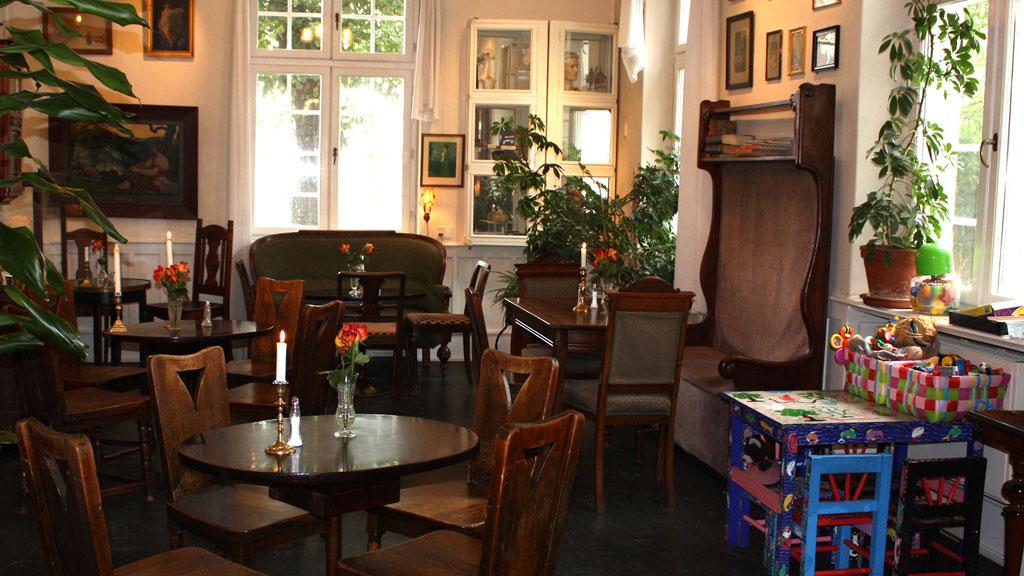 Kvindemuseet's café