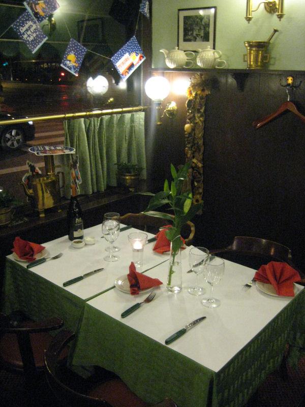 Restaurant Pilekroen