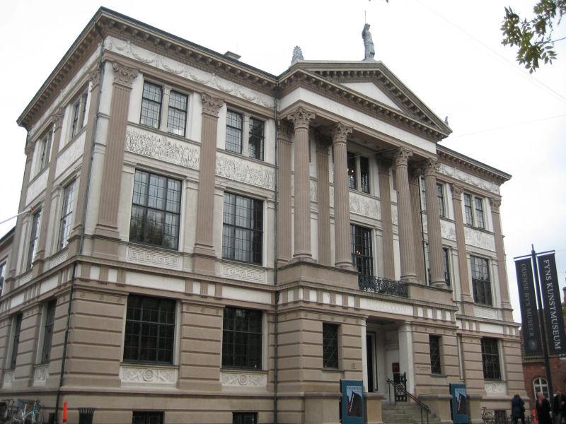 stor ons Art Museum Sjælland