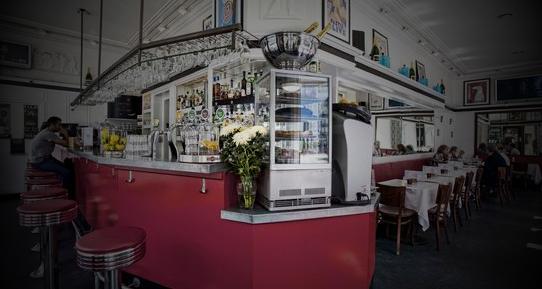 Bjørg's Café