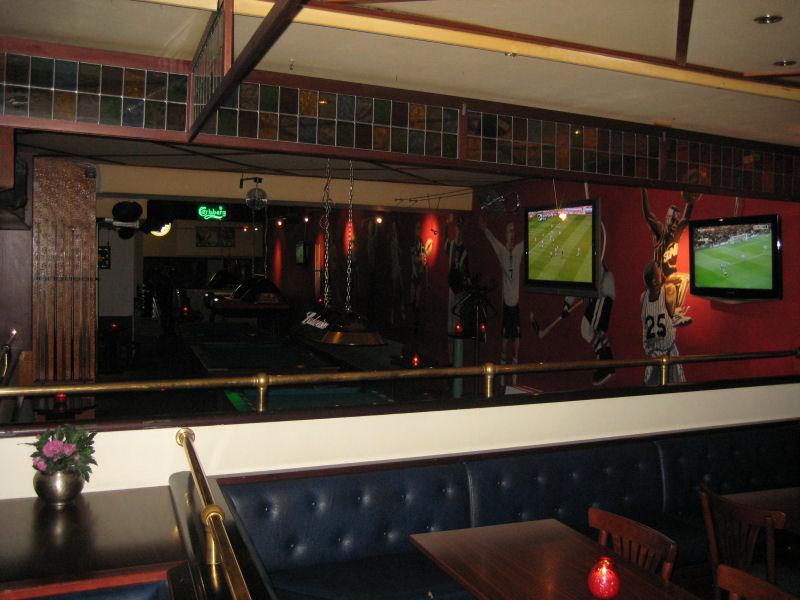 Pub og Sport