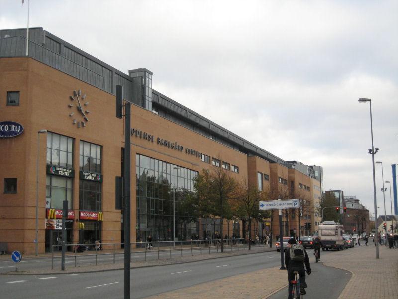 Odense Banegårds Center