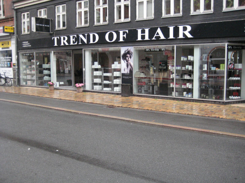 Trend Of Hair