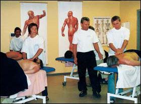 Sports Clinic Training Centre, Massage School