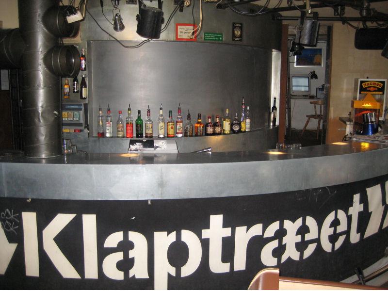 Café Klaptræet