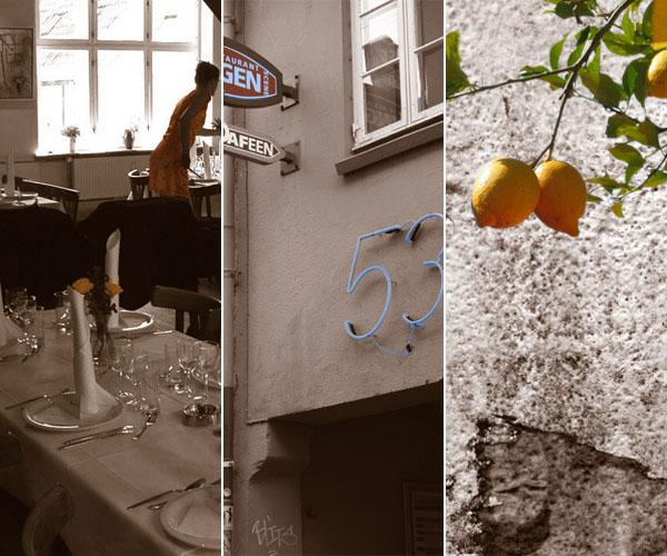 Gyngen - Café, Restaurant & Scene