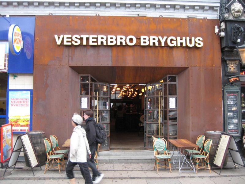 Bryghus Vesterbro