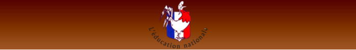 L'éducation Nationale