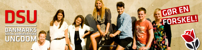 Danmarks Socialdemokratiske Ungdom (DSU)
