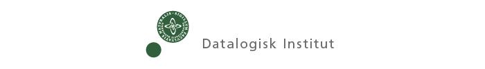 Datalogisk Institut (DIKO)