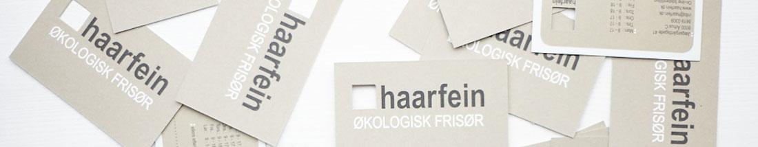 Haarfein Organic Hairdressing