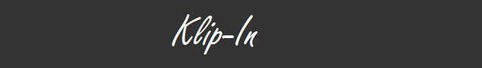 Klip-in
