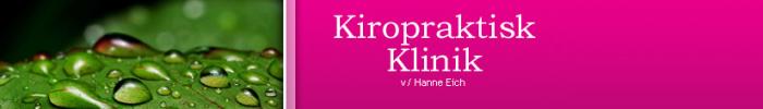 Kiropraktisk Klinik v/ Hanne Eich