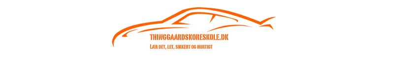 Thinggaards Køreskole