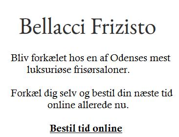 Bellacci Frizisto
